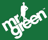 Logo kasyna Mr. Green